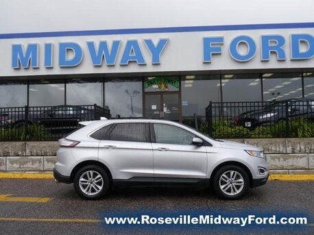 2015_Ford_Edge_SEL_ Roseville MN