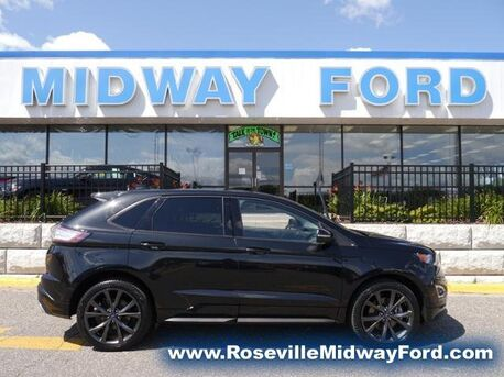 2015_Ford_Edge_Sport_ Roseville MN