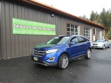 2015_Ford_Edge_Titanium AWD_ Spokane Valley WA