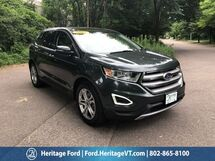 2015 Ford Edge Titanium South Burlington VT