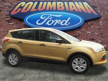 2015_Ford_Escape_S_ Columbiana OH