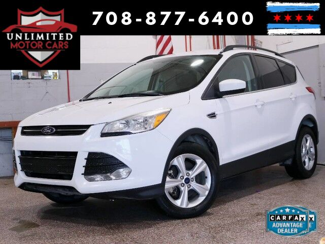 2015 Ford Escape SE 4WD 1 Owner Bridgeview IL