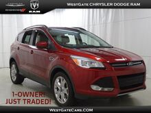 2015_Ford_Escape_SE_ Raleigh NC