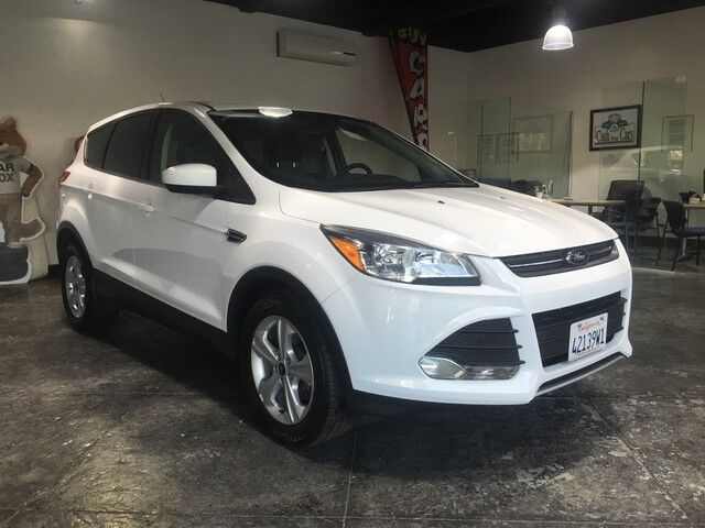 2015_Ford_Escape_SE_ San Jose CA