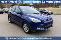 2015 Ford Escape SE South Burlington VT