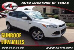 2015_Ford_Escape_SE with POWER SUNROOF_ Plano TX