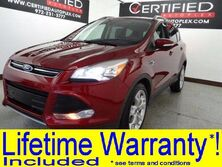 Ford Escape TITANIUM 4WD ECOBOOST BLIND SPOT MONITOR NAVIGATION PANORAMA LEATHER 2015