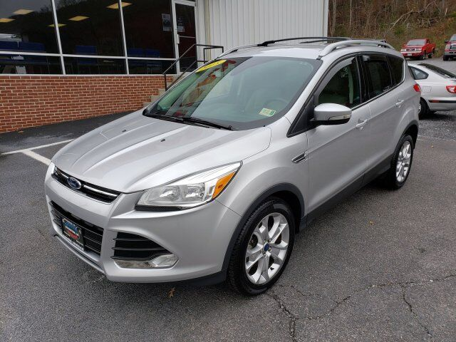 Ford Escape Titanium >> 2015 Ford Escape Titanium Covington Va 27128639