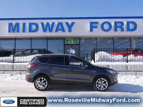 2015_Ford_Escape_Titanium_ Roseville MN