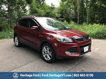 2015 Ford Escape Titanium South Burlington VT