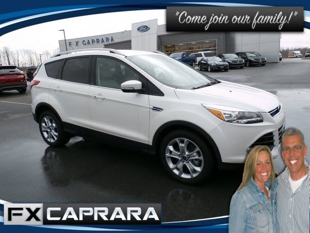 2015 Ford Escape Titanium Watertown NY