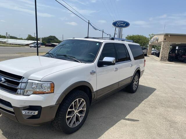 2015 Ford Expedition EL  Goldthwaite TX