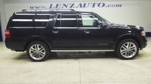 2015_Ford_Expedition EL_4WD Platinum: 3.5L-NAV-MOON-BENCH-THIRD-REVERSE CAMERA-LEATHER-CD PLAYER-4WD_ Fond du Lac WI