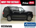 2015 Ford Expedition EL 4WD XLT