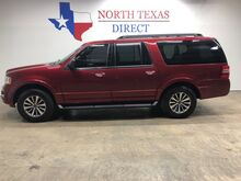 2015_Ford_Expedition EL_EL Leather Camera Power Hatch Power 3rd Row 8 passenger_ Mansfield TX