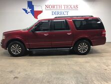 Ford Expedition EL EL Leather Camera Power Hatch Power 3rd Row 8 passenger 2015