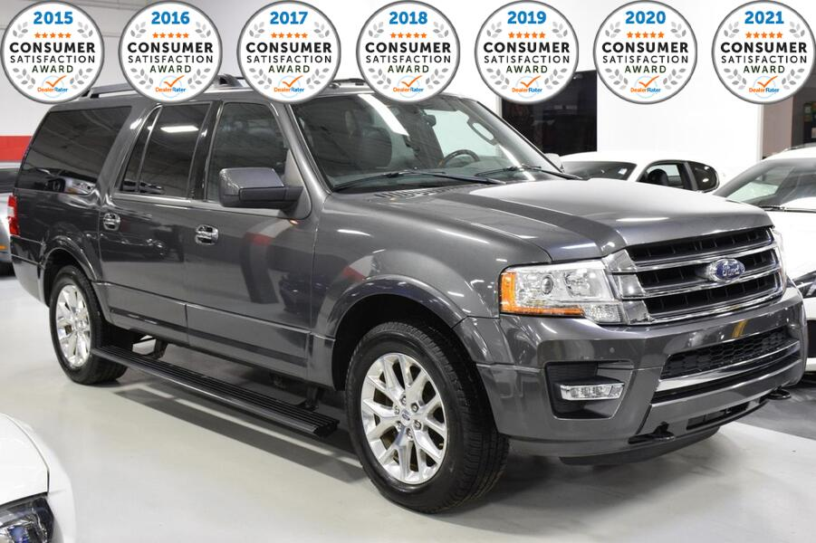 2015_Ford_Expedition EL_Limited_ Glendale Heights IL