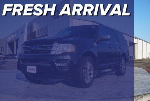 2015 Ford Expedition King Ranch Weslaco TX