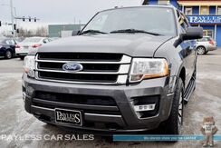 2015_Ford_Expedition_XLT / 4X4 / Automatic / Power Driver's Seat / Microsoft Sync Bluetooth / Back-Up Camera / 3rd Row / Seats 8 / Luggage Rack / Tow Pkg / 1-Owner_ Anchorage AK