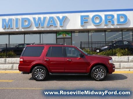 2015_Ford_Expedition_XLT_ Roseville MN