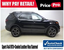 2015_Ford_Explorer_4WD Sport w/Nav & Sunroof_ Maumee OH