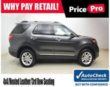 2015_Ford_Explorer_4WD XLT V6 w/3rd Row Seating_ Maumee OH