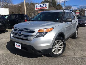 2015_Ford_Explorer_Base_ Worcester MA