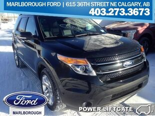 2015 Ford Explorer Limited  - Leather Seats -  Bluetooth