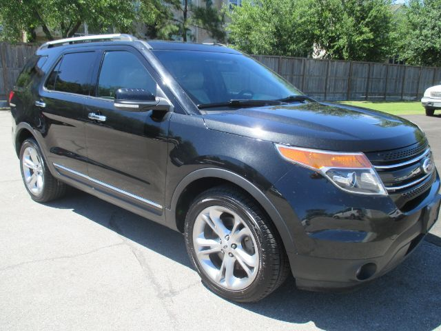 2015 Ford Explorer Limited 4WD Houston TX