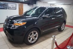 2015_Ford_Explorer_Limited FWD_ Charlotte NC