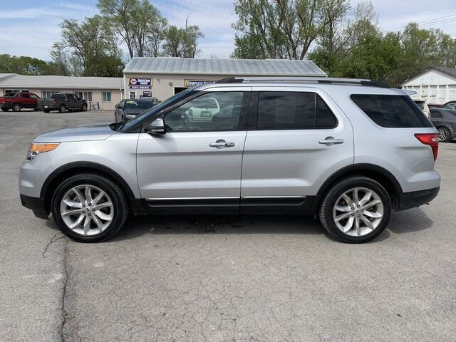 Ford Explorer Limited >> 2015 Ford Explorer Limited Glenwood Ia 18024037