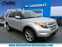 2015_Ford_Explorer_Limited_ Hamburg PA
