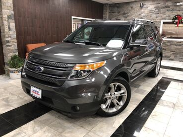 2015_Ford_Explorer_Limited_ Worcester MA