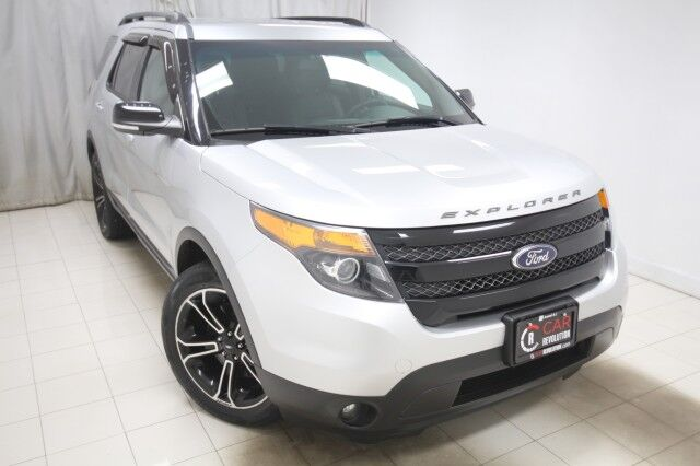 2015 Ford Explorer Sport 4WD w/ Navi & rearCam Avenel NJ