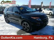 2015_Ford_Explorer_Sport_ Hamburg PA