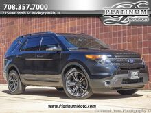 2015_Ford_Explorer_Sport Navigation Rear Cam Third Row Pano Roof_ Hickory Hills IL
