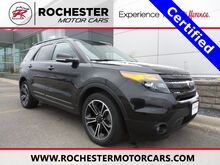 2015_Ford_Explorer_Sport w/Remote Start + Heated Seats_ Rochester MN