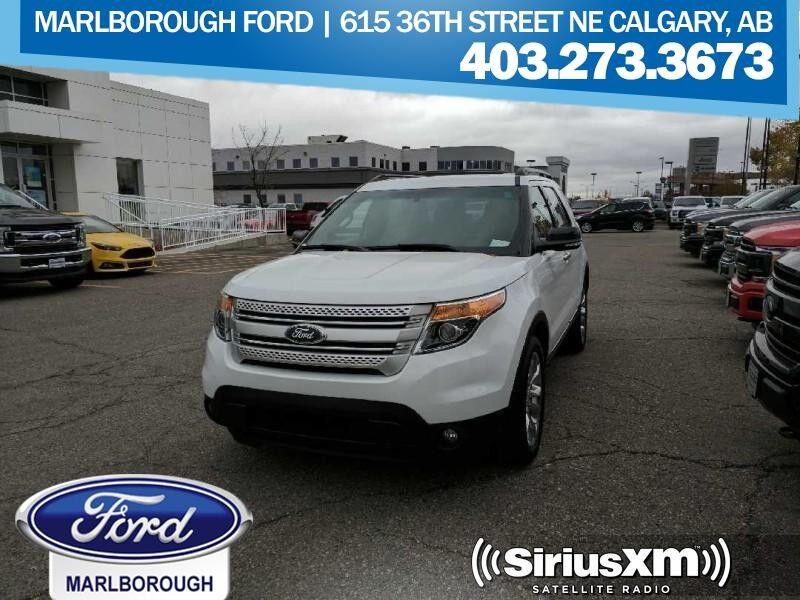 2015 Ford Explorer XLT  - Bluetooth -  Heated Seats Calgary AB