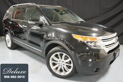 Ford Explorer XLT 4WD, Navigation System, Rear-View Camera, Heated Seats, Dual Panel Moonroof, 3RD Row Seats, 20-Inch Alloy Wheels, 2015
