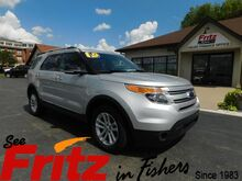 2015_Ford_Explorer_XLT_ Fishers IN