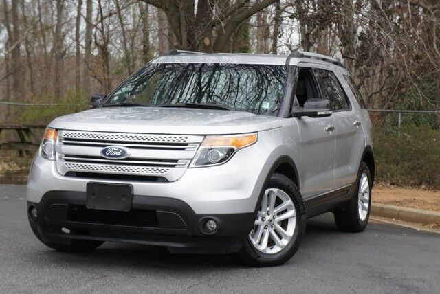 Ford Explorer XLT Macon GA - Ford macon ga