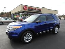 2015_Ford_Explorer_XLT_ Oxford NC