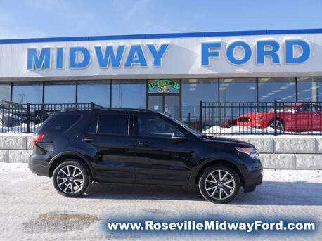 2015_Ford_Explorer_XLT_ Roseville MN