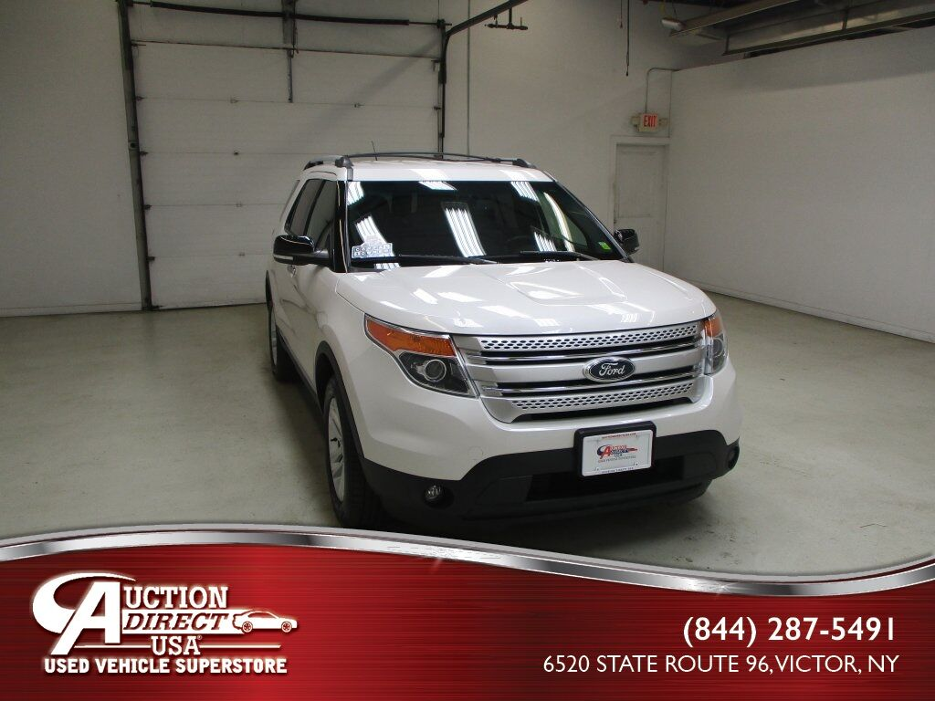 Used 2015 Ford Explorer Xlt Victor Ny 24220835 Raleigh