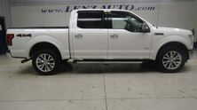 Ford F-150 4x4 Lariat: 3.5L-ECOBOOST-NAV-REVERSE CAMERA-LEATHER-CD PLAYER-4X4 2015