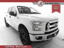 2015_Ford_F-150_CREW CAB 4X4 XLT 3.5 ECOBOOST_ Salt Lake City UT