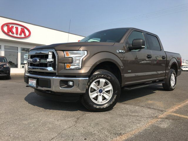 2015 Ford F-150 KING RANCH 4D 5 1/2 FT Union Gap WA