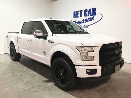 2015 Ford F-150 King Ranch Houston TX