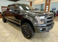 2015_Ford_F-150_LARIAT LIFTED 4WD FX4_ Charlotte NC