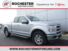 2015_Ford_F-150_Lariat FX4 + Heated/Cooled Seats_ Rochester MN